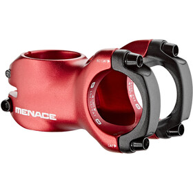 Sixpack Menace Stuurpen Ø31,8mm, red